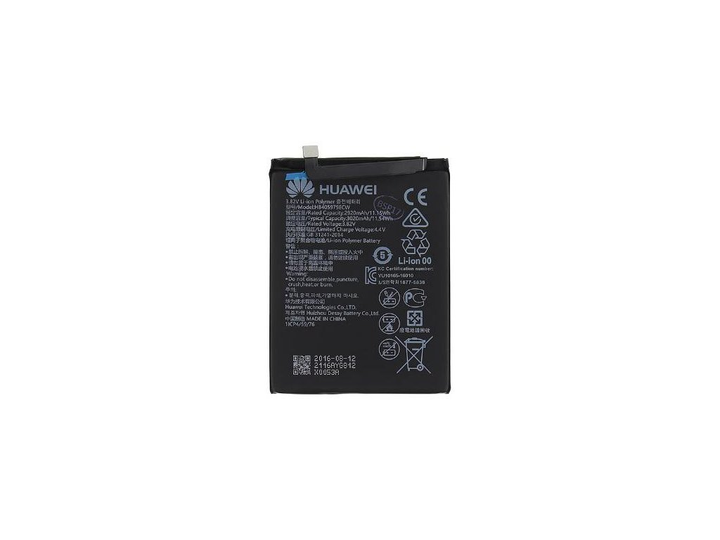 Huawei Mate 10 Lite, Honor 7X, Nova 2 Plus, P Smart Plus (Nova 3i), P30 Lite, P30 Lite 2020 Baterie HB356687ECW 3240 mAh 24022598, 24022698, 24022872