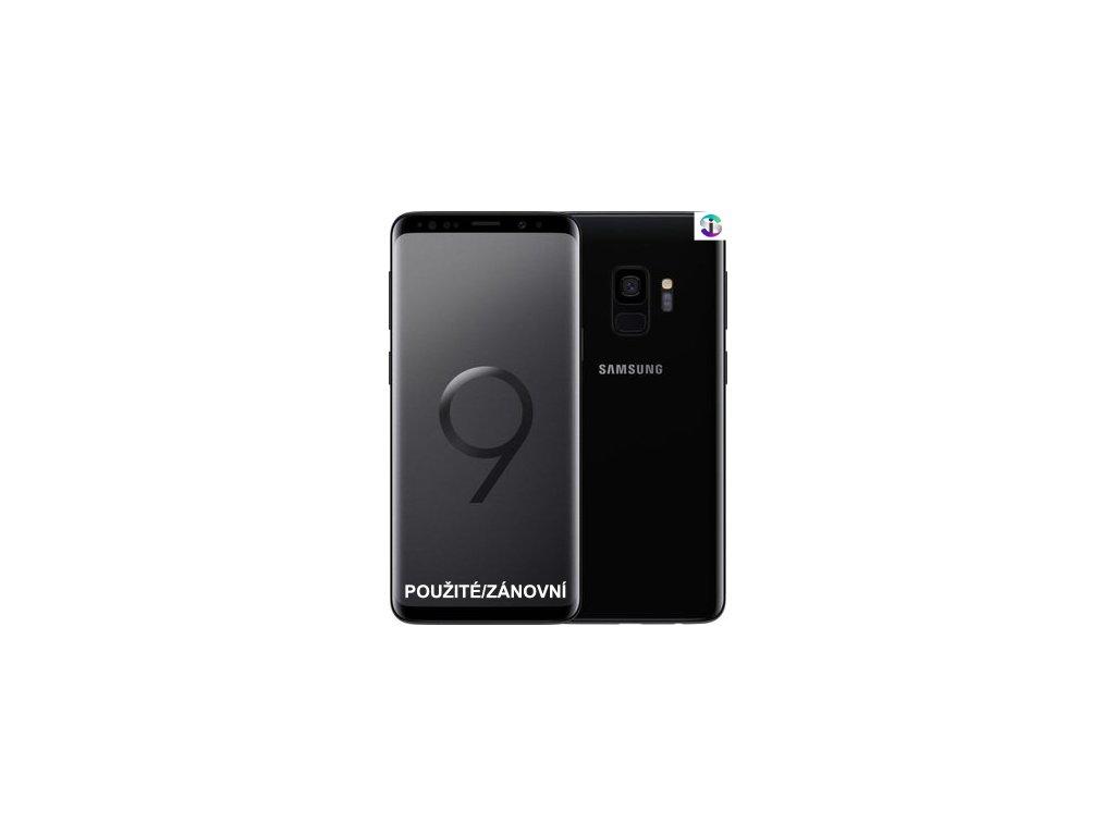 Samsung Galaxy S9 64GB pouzity