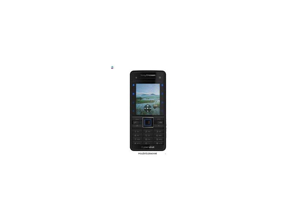 Sony Ericsson C902 cerr