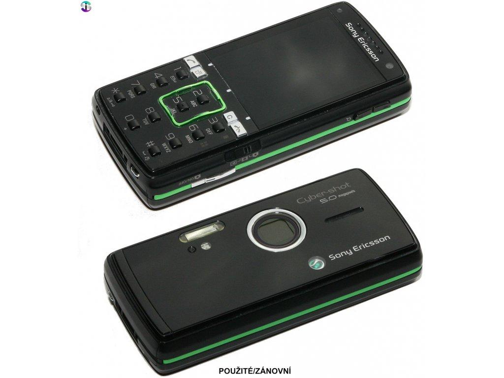Sony Ericsson k850i cerna