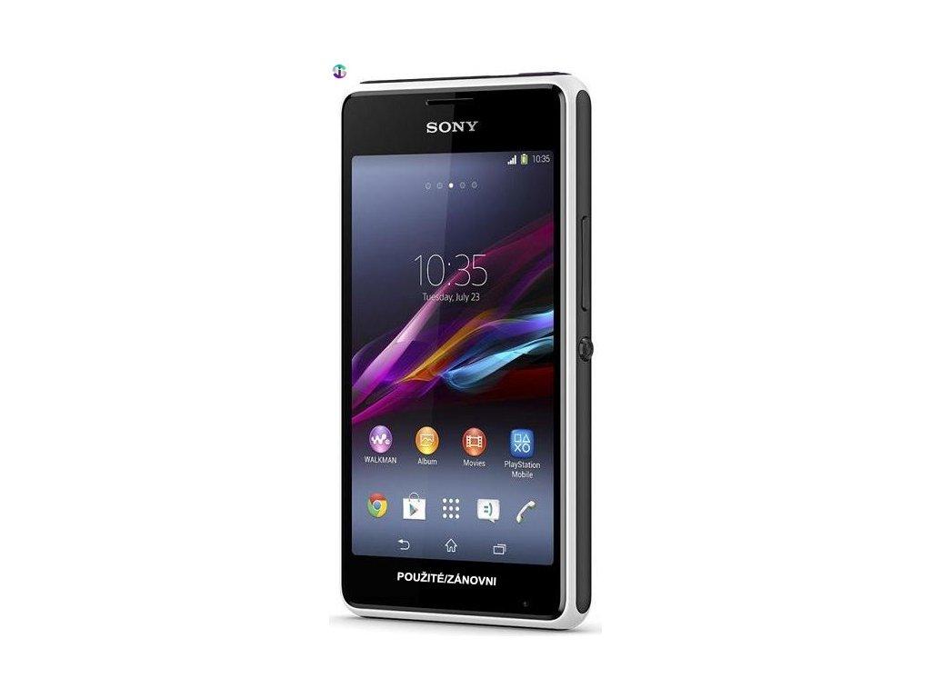 Sony Xperia E1 bilac