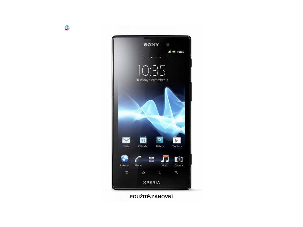 Sony Xperia ion cerna