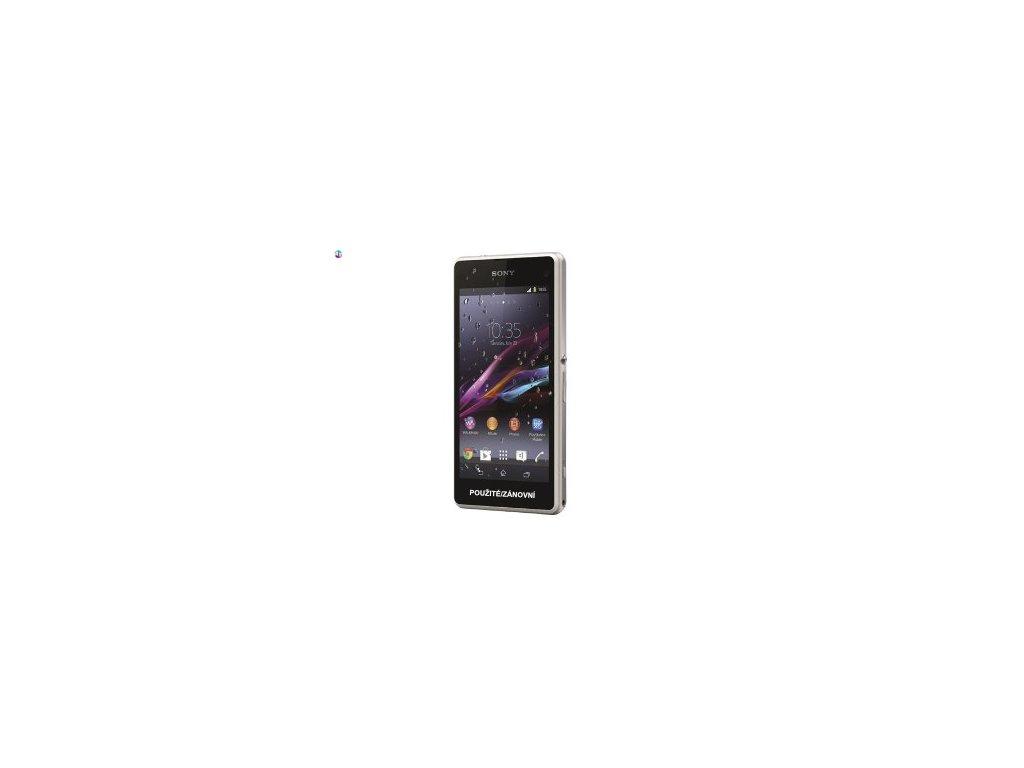 Sony Xperia Z1 Compact Bila ,
