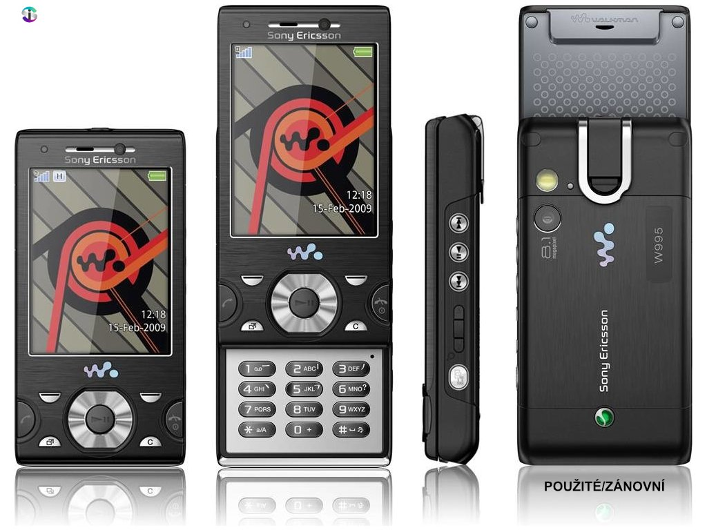 Sony Ericsso W995