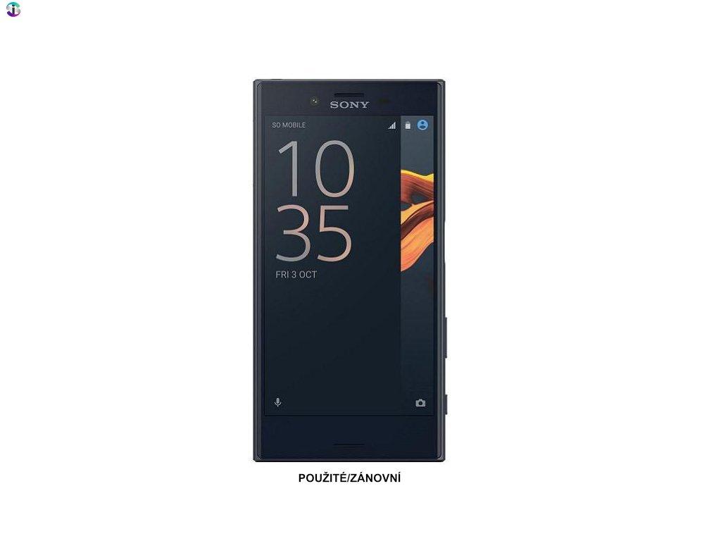Sony Xperia X COmpact cerna kopie