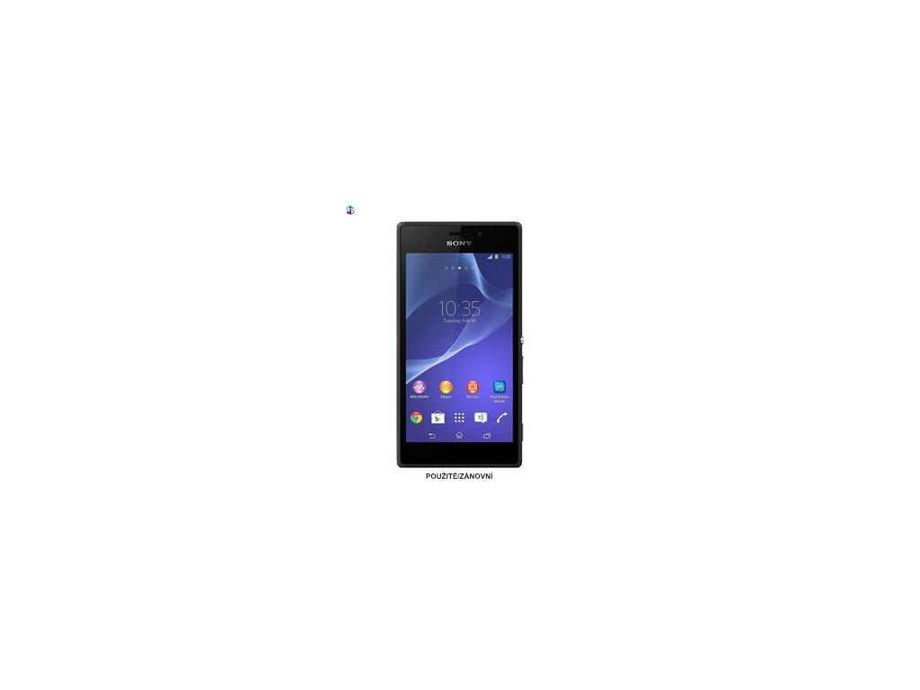 Sony Xperia M2 Aqua cerna