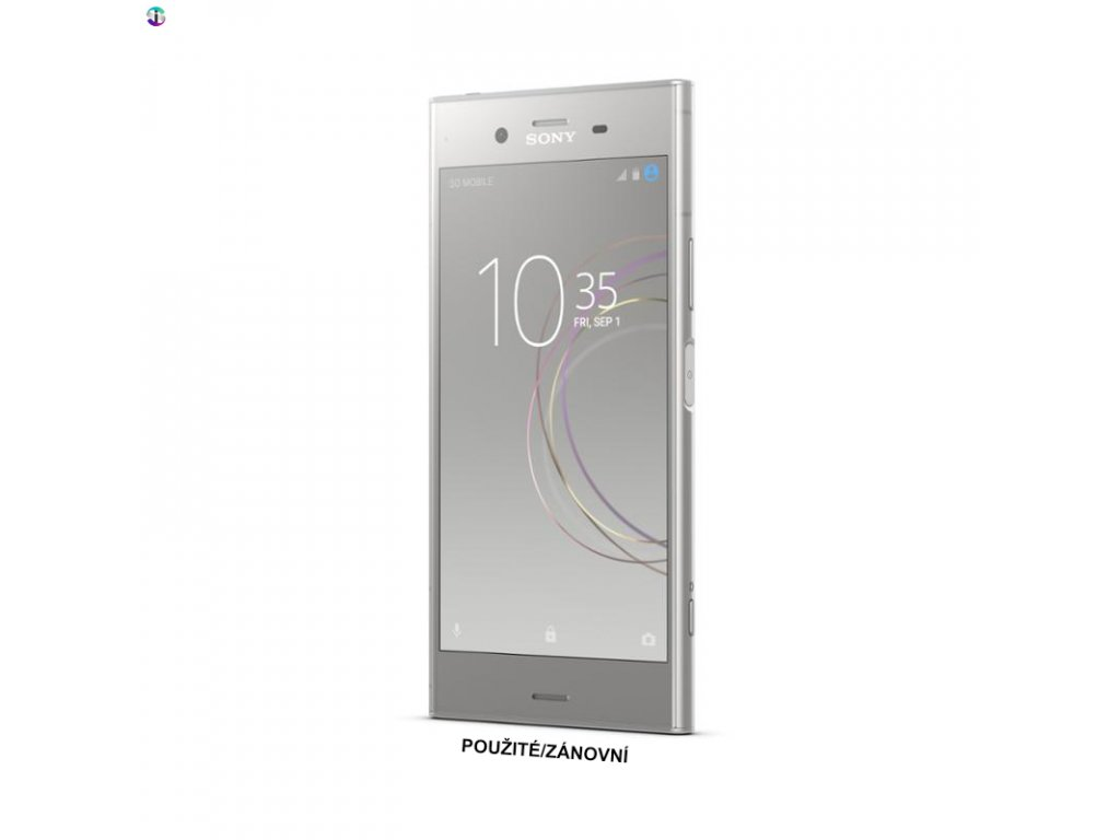 Sony Xperia XZ1 Single SIM silver