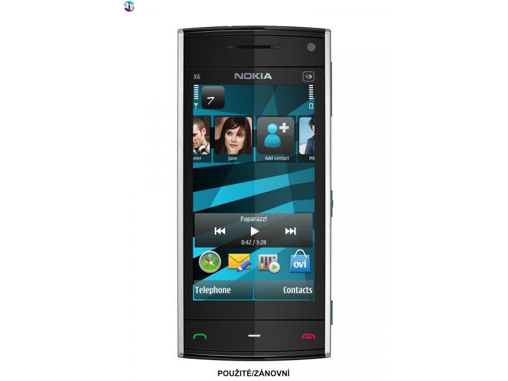 Nokia X6 8gb 1