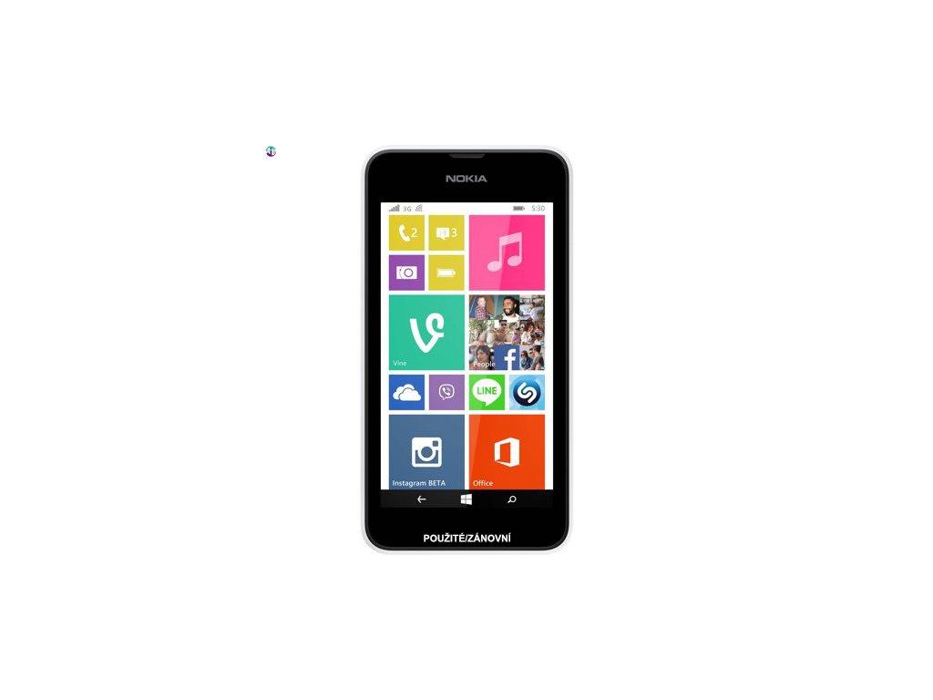 Nokia Lumia 530 cerna 1