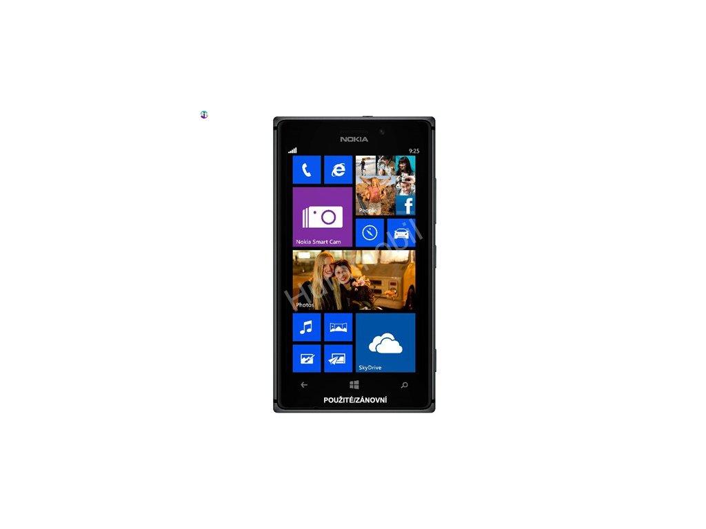 Nokia Lumia 925 cerna
