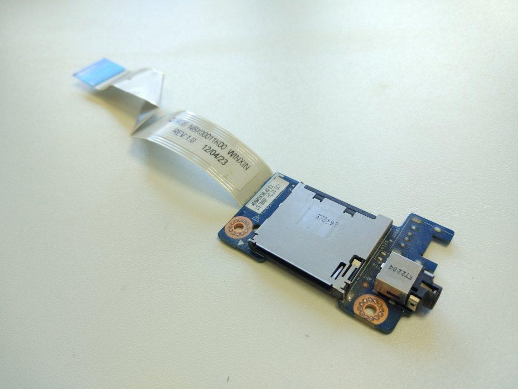Ctecka SD kart lenovo g585