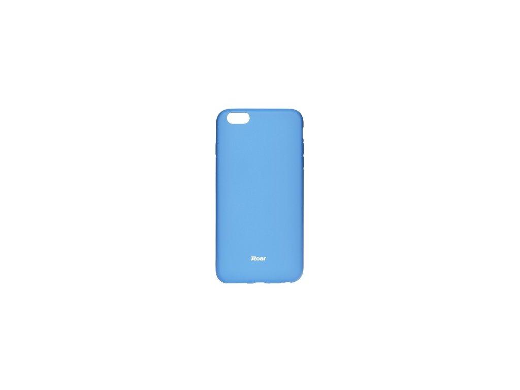 Pouzdro Roar Colorful Jelly Case pro Iphone 66S svetlé modré