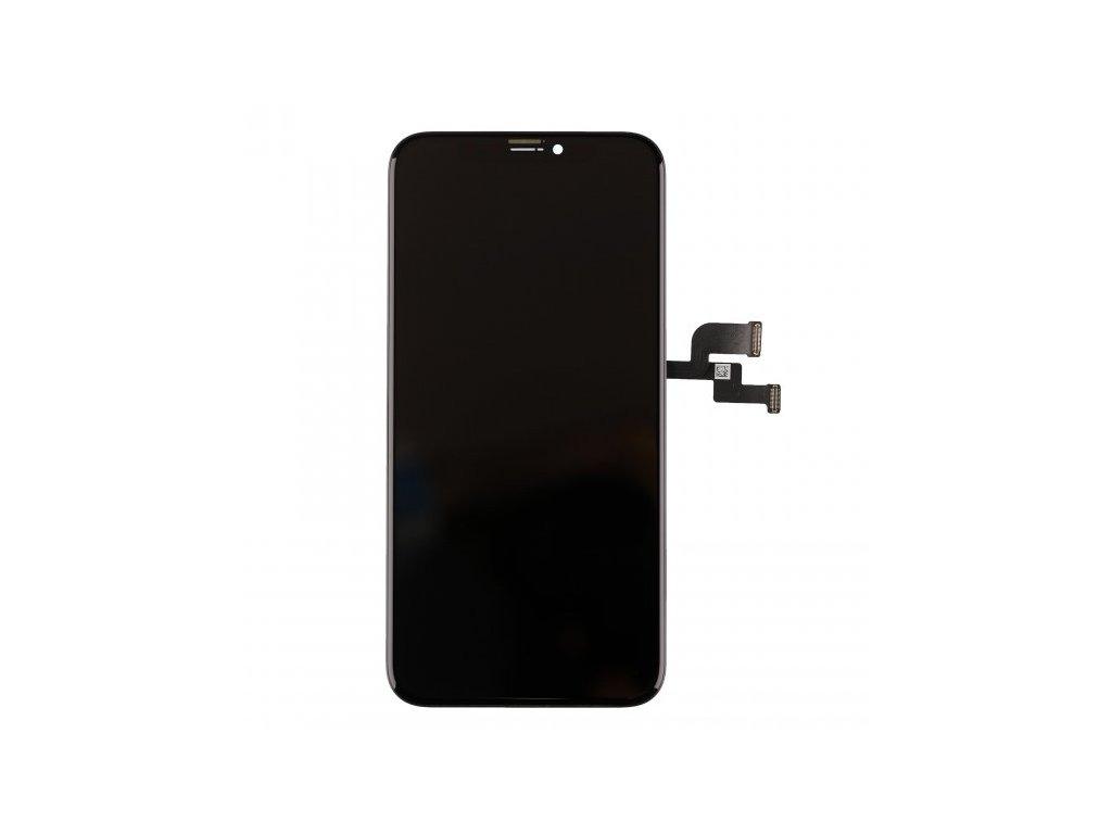62246 2326 vyr 2230 classic nahradni lcd displej s dotykovym sklem a rameckem pro apple iphone x