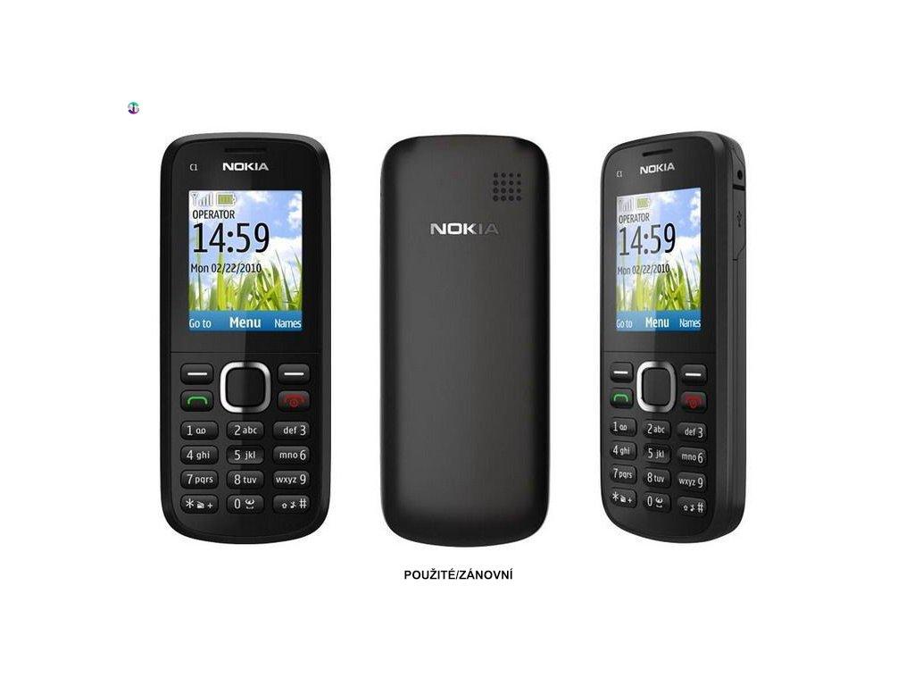 Nokia C1 02