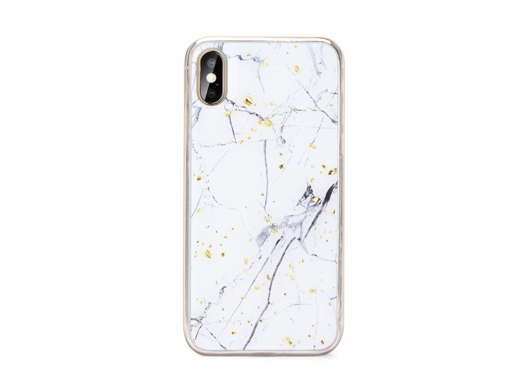Silikonové pouzdro pro iPhone 66S Marble originál Forcell