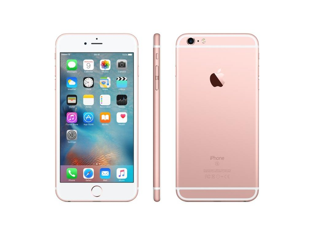 Apple iPhone 6S Plus Rosw Gold