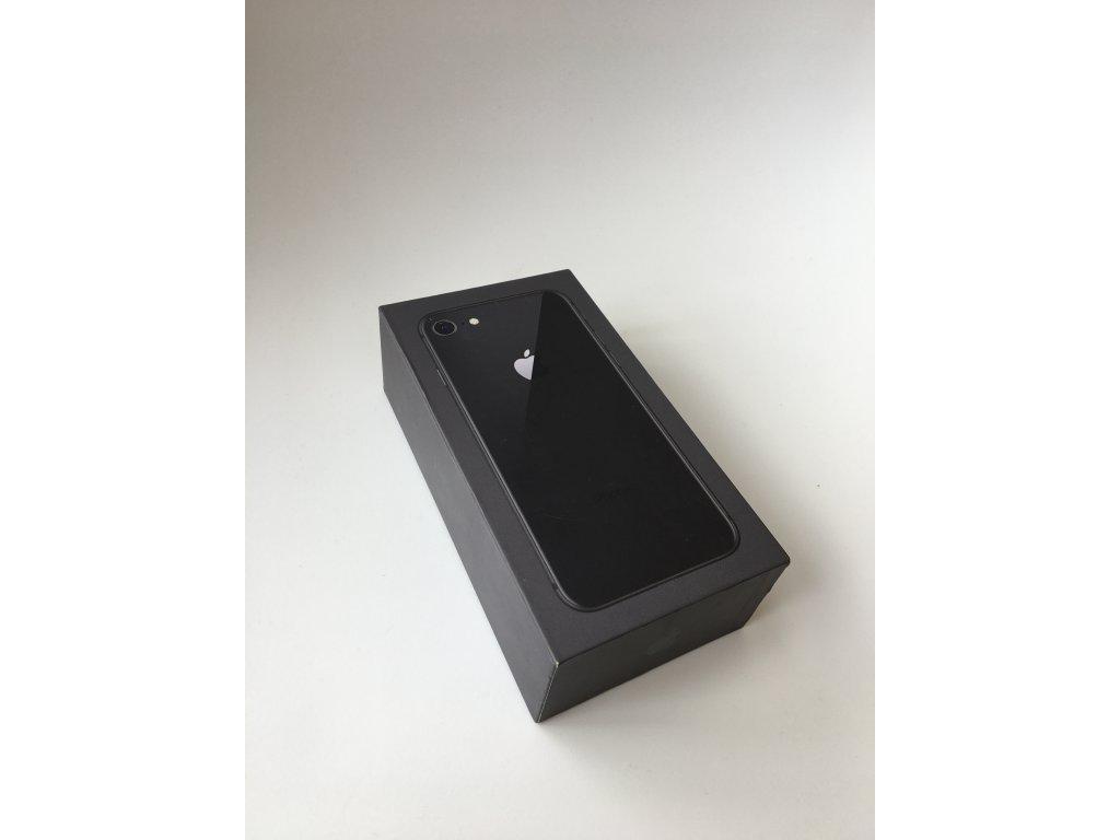 Krabička pro iPhone 8 - Space Gray