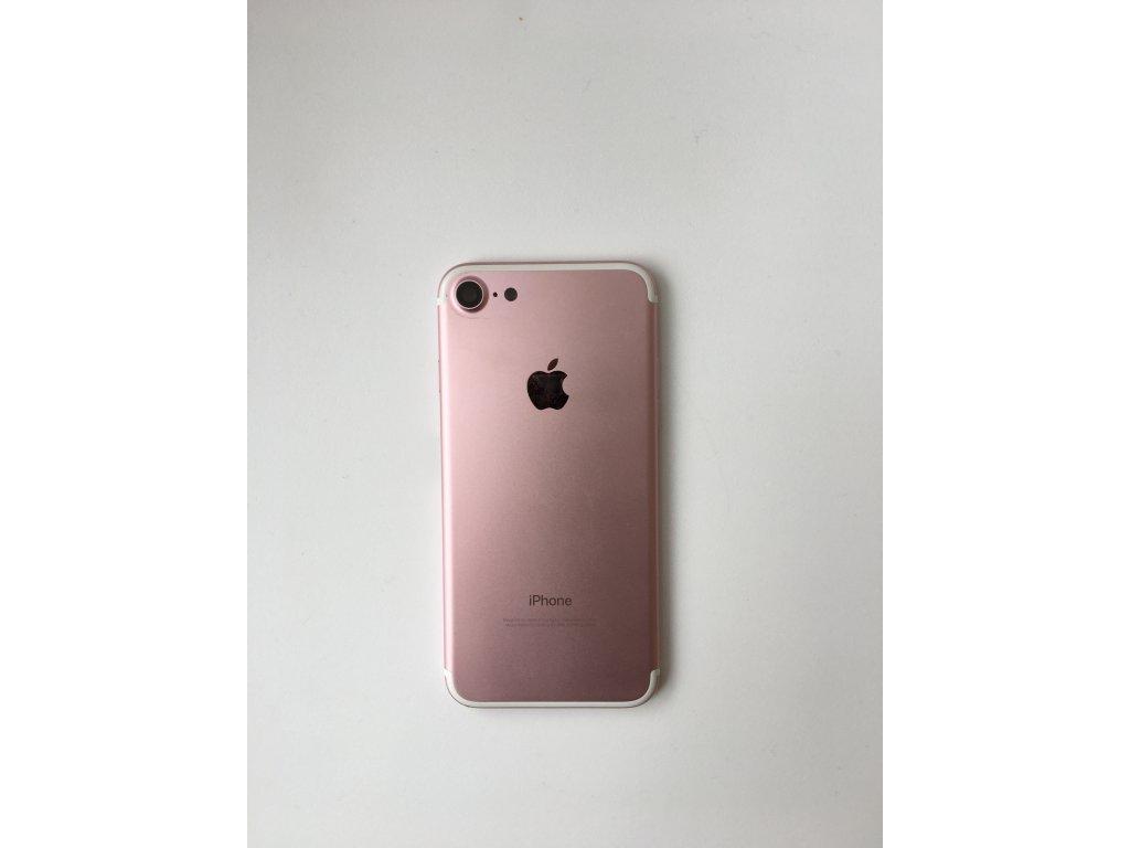 Zadní kryt pro iPhone 7 - Rose Gold