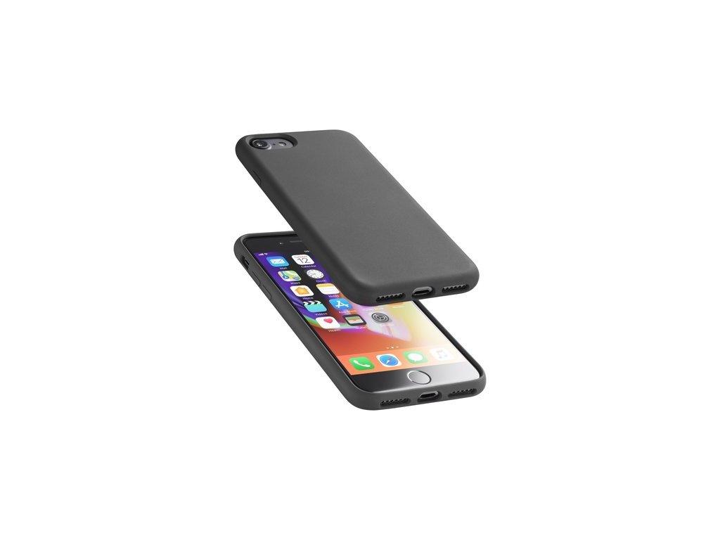 Silikonové pouzdro pro iPhone 6S černé