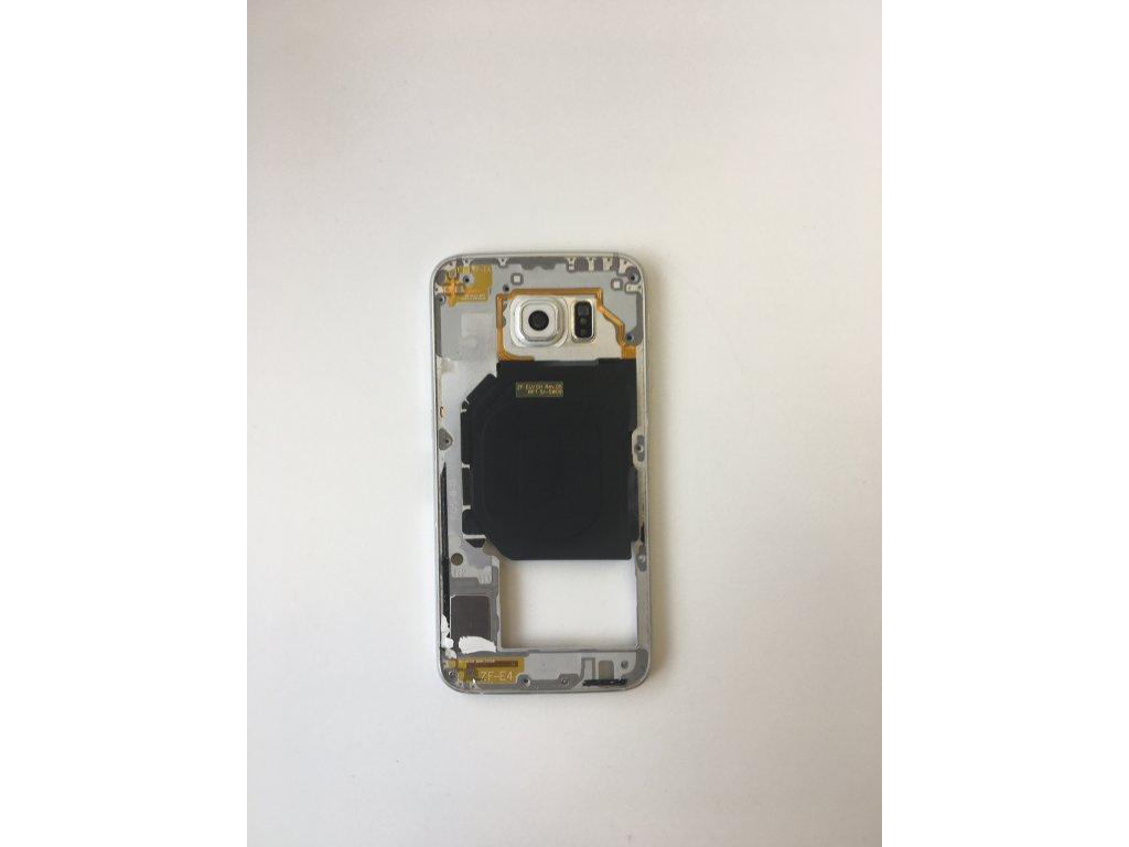 Rámeček včetně bezdrátového nabíjení pro Samsung S6 (G920F)
