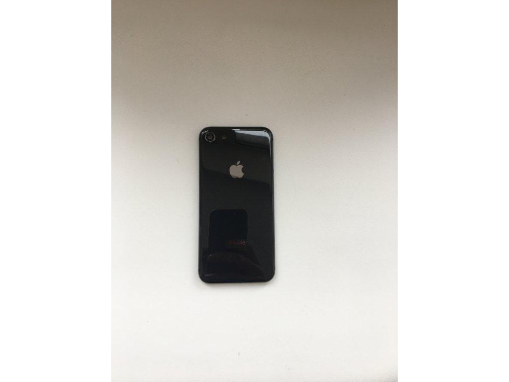 Zadní kryt pro iPhone 8 / SE 2020 - Black