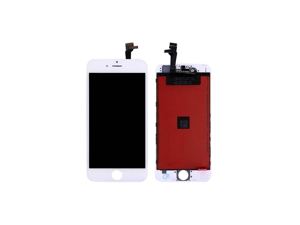 LCD + Dotyková vrstva Apple iPhone 6 bílá
