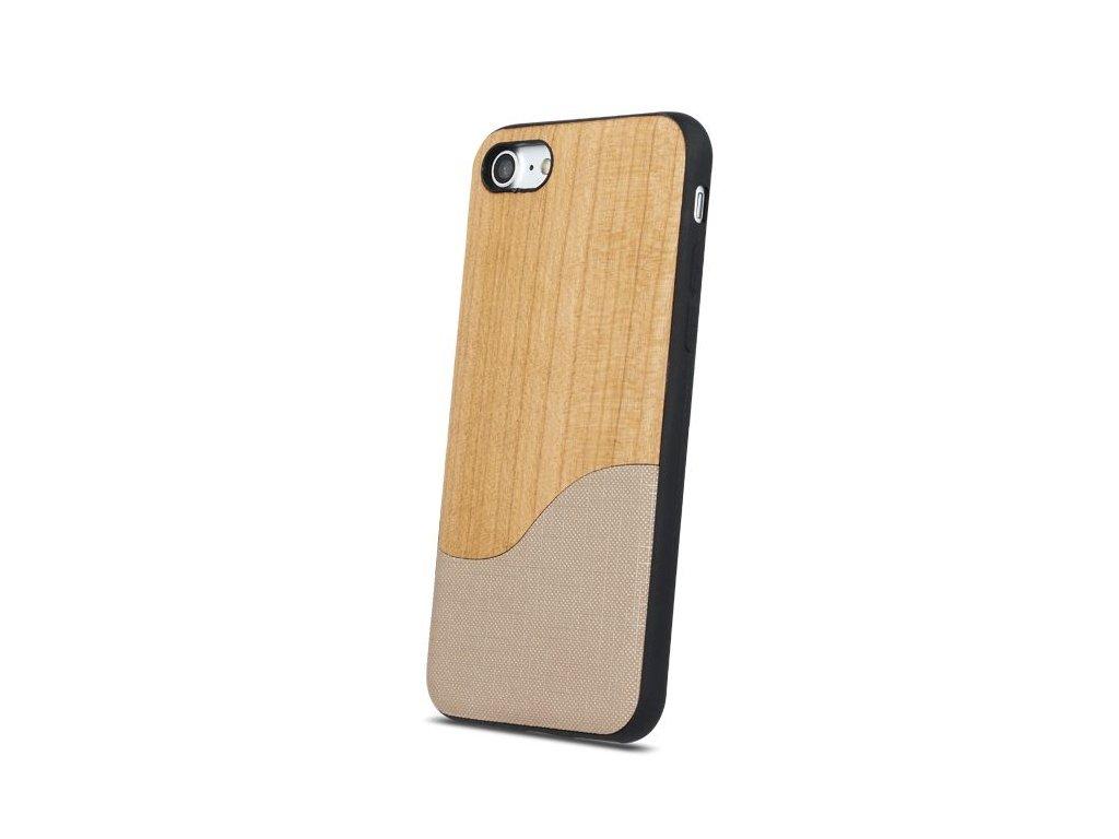 Dřevěný kryt Beeyo Wooden Wave iPhone 5