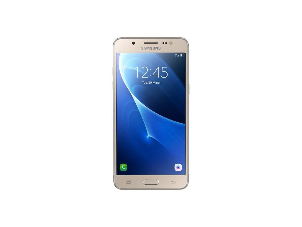 Samsung Galaxy J5 Single Sim zlata