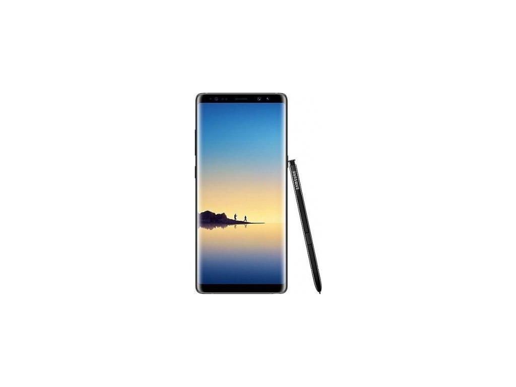 Samsung Galaxy Note 8 Single sim cerna