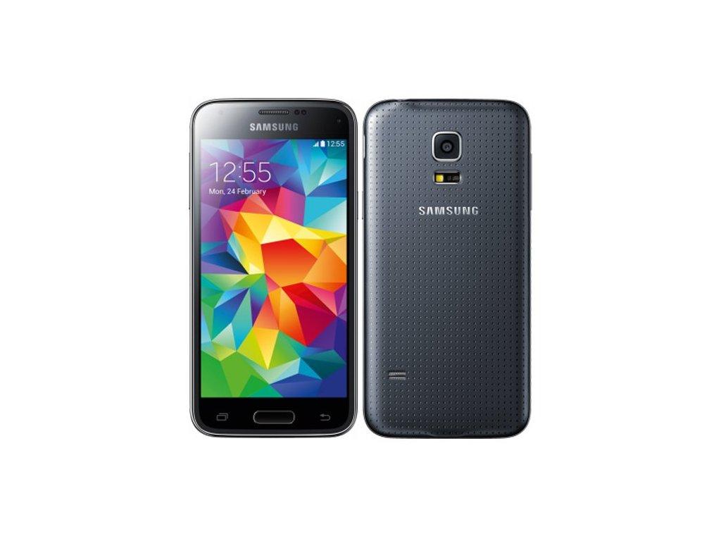 Samsung Galaxy S5 Mini G800 cerna