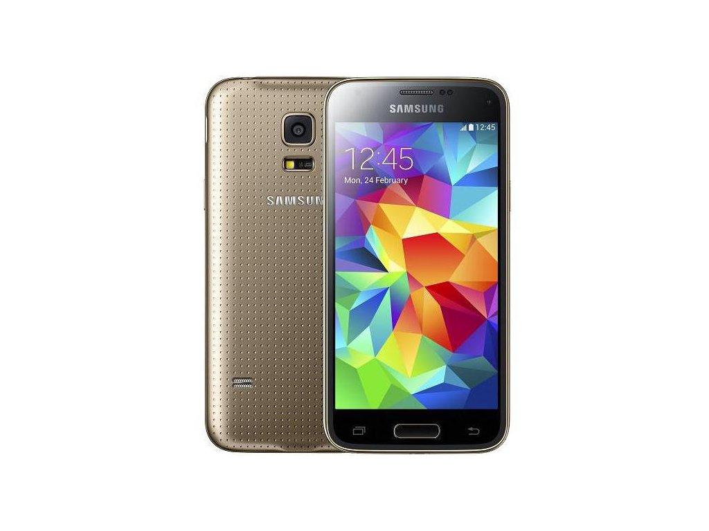 Samsung Galaxy S5 Mini G800 zlata