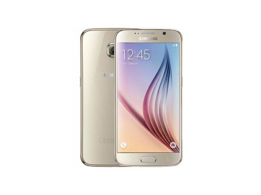 Samsung Galaxy S6 G920F 32GB zlata