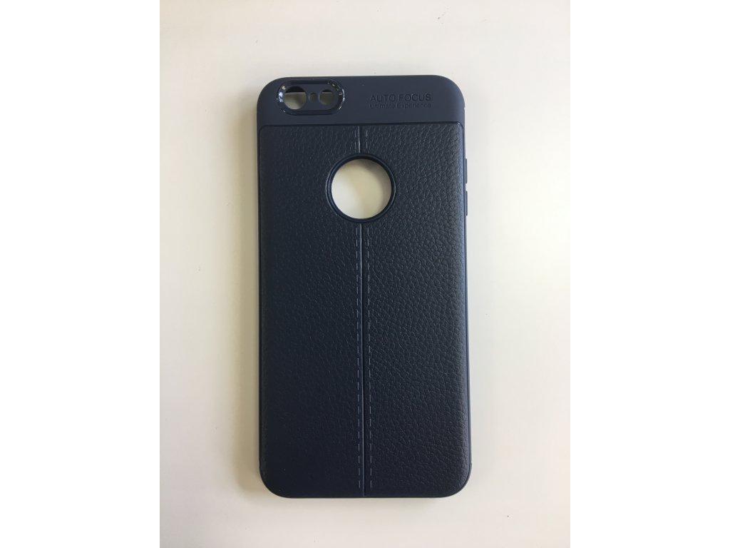Pouzdro Carbon Fiber TPU pro iPhone 6 Plus 6S Plus