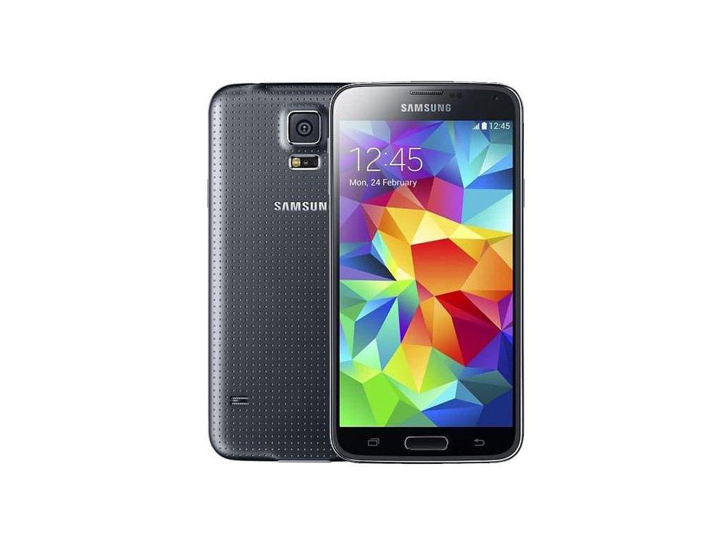 Samsung Galaxy S5 G900 cerna