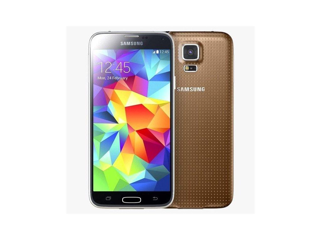 Samsung Galaxy S5 G900 zlata