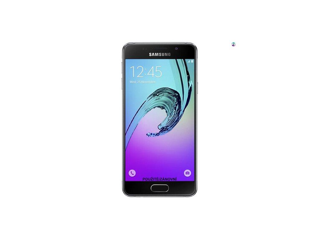 Samsung Galaxy A3 2016 A310F crne