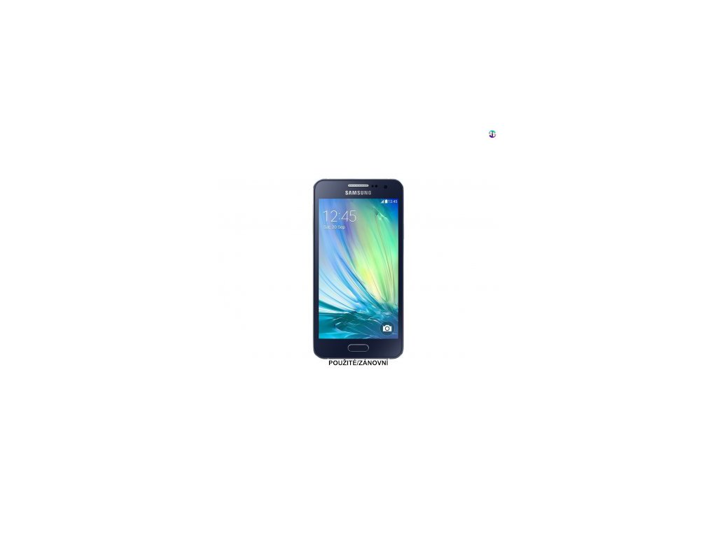 Samsung Galaxy A3 černa