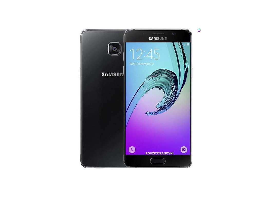 Samsung Galaxy A5 2016 A510F cerna
