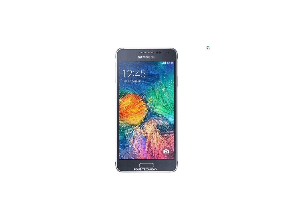 Samsung Galaxy Alpha G850 černa