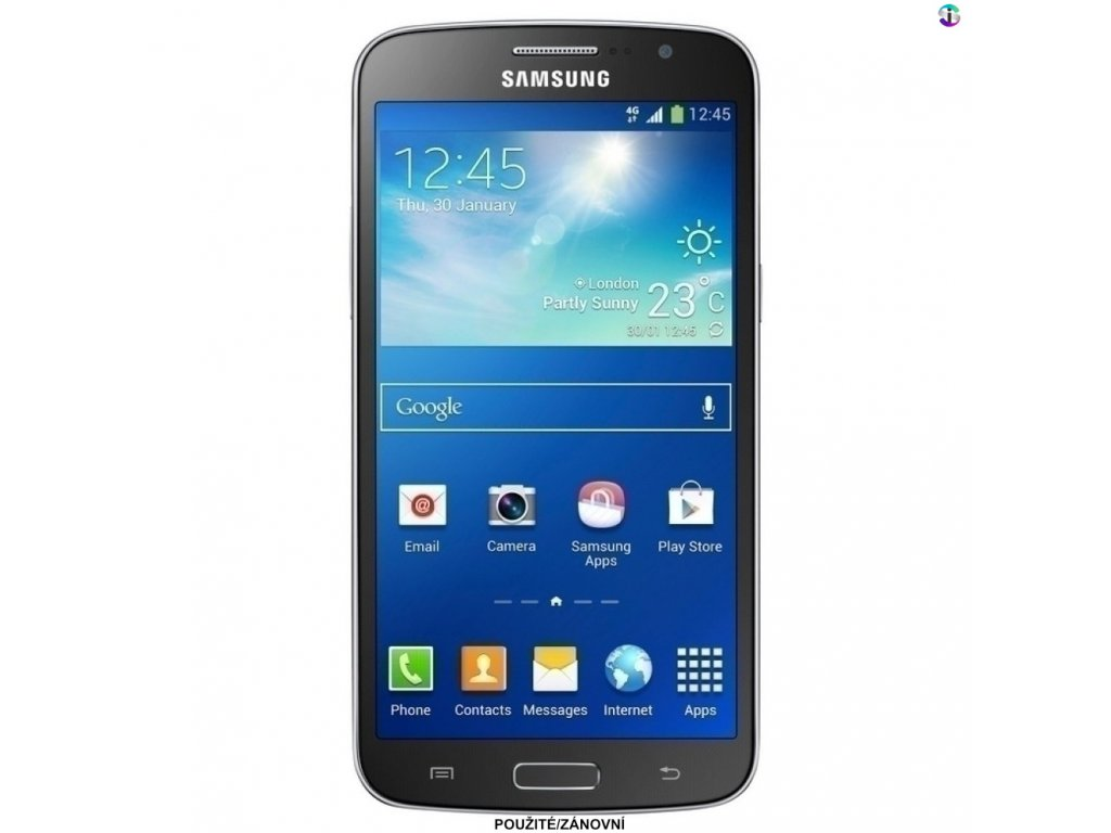Samsung Galaxy Grand 2 G7105 LTE cerna