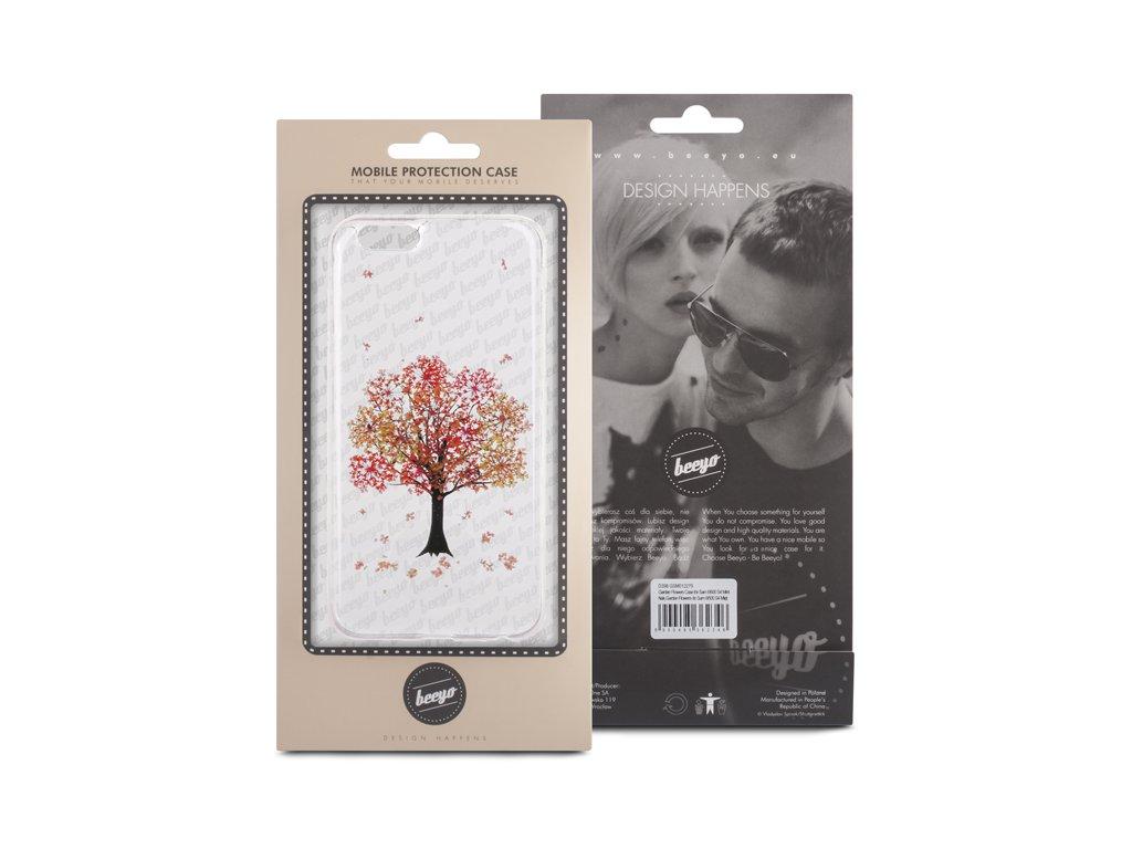 Pouzdro Beeyo Blossom pro iPhone 5 5S SE
