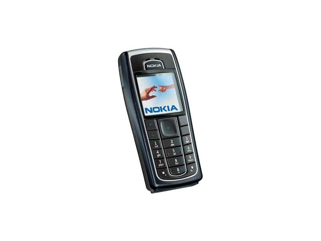 Nokia 6230i černá 4