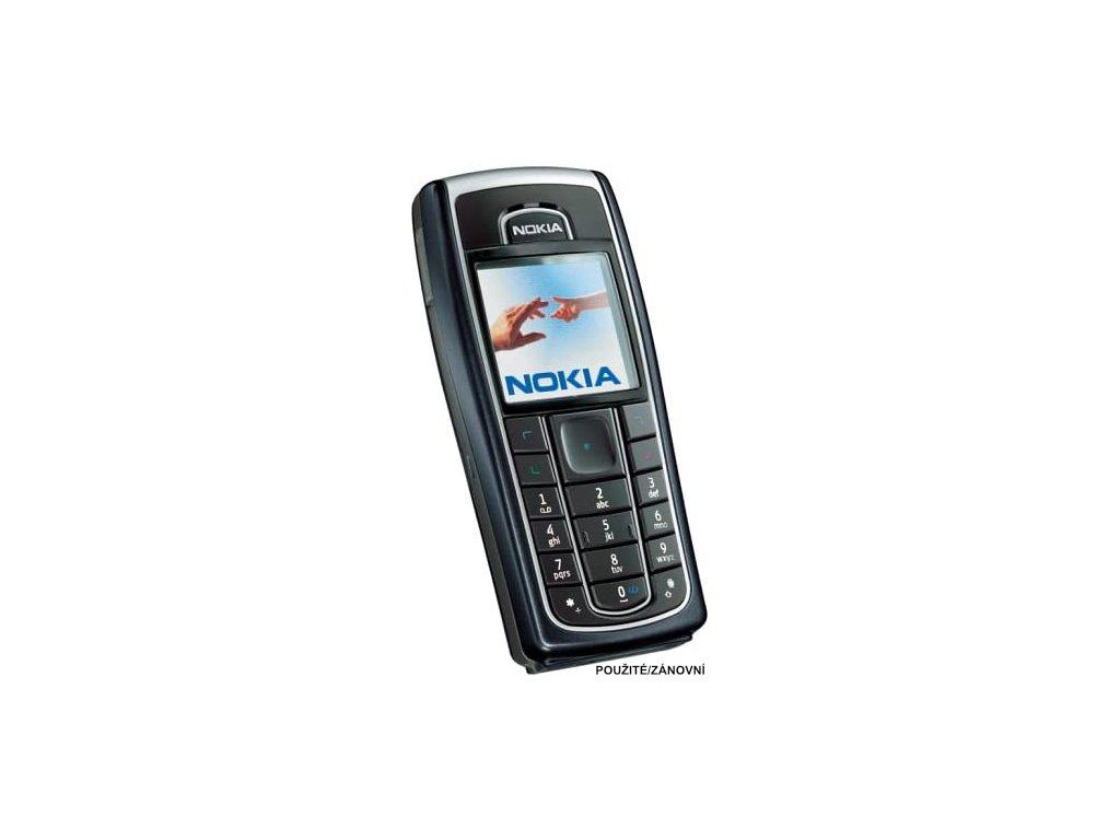 Nokia 6230i černá 4 p