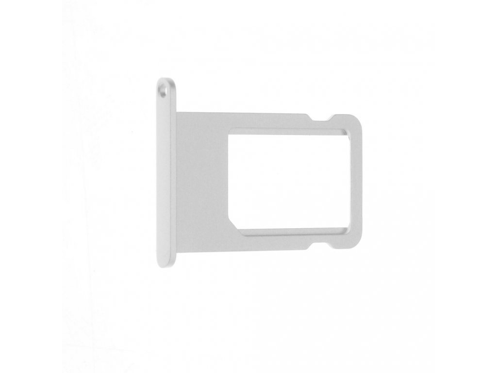 Šuplík na SIM kartu OEM pro iPhone 6S bílý