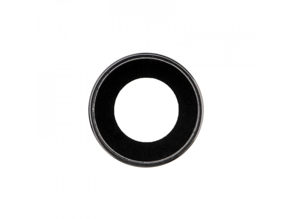 Čočka kamery pro iPhone 7 8 Black