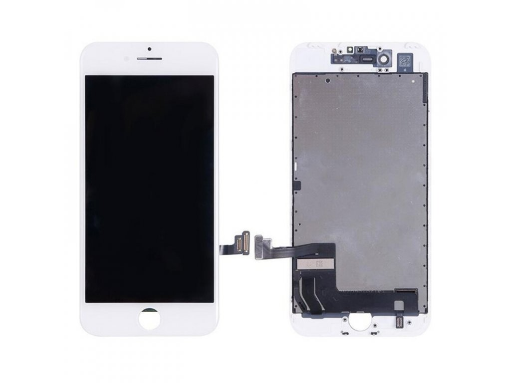 LCD + Dotyková vrstva Apple iPhone 7 bílá