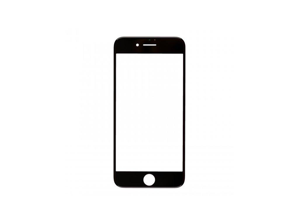 Přední sklo pro Apple iPhone 7 černé