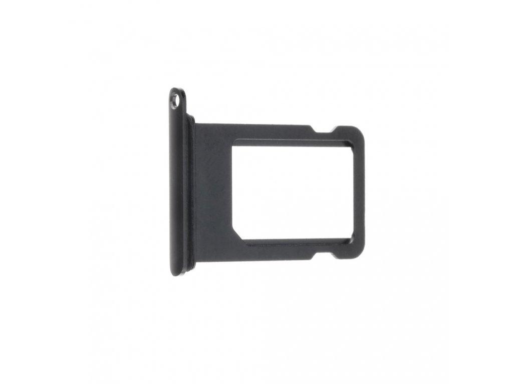 Šuplík na SIM kartu OEM pro iPhone 7 černý