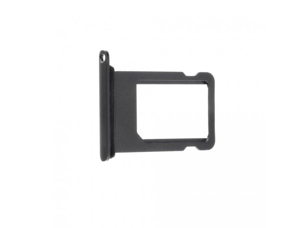Šuplík na SIM kartu OEM pro iPhone 7 Jet Black