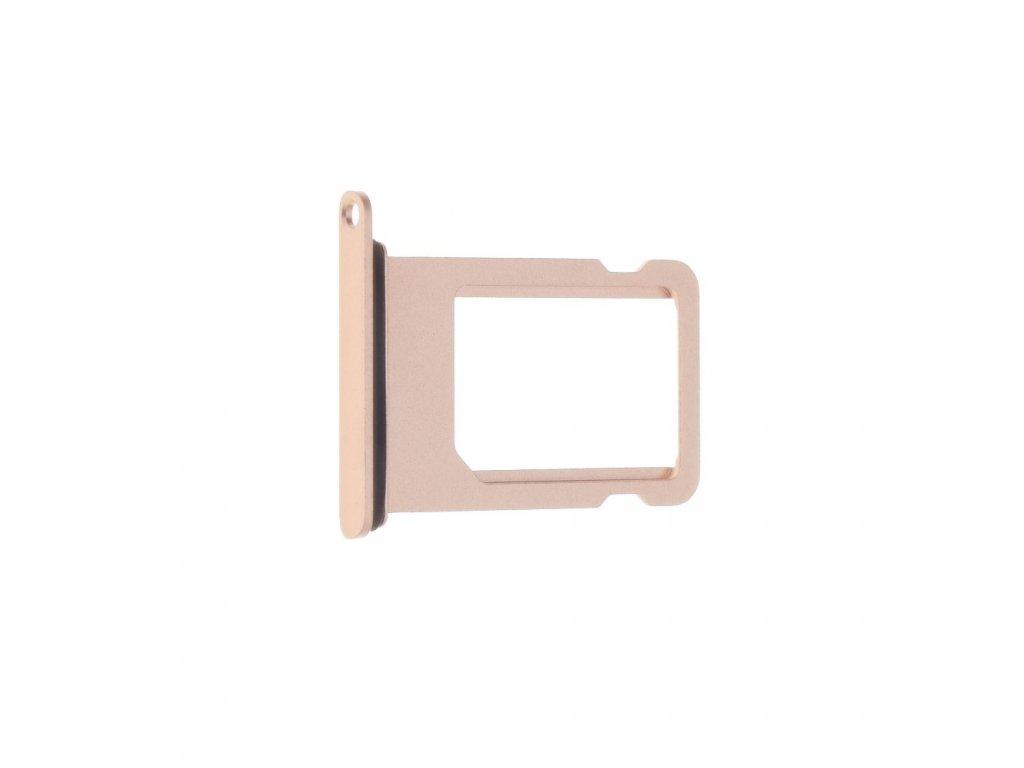 Šuplík na SIM kartu OEM pro iPhone 7 Rose Gold